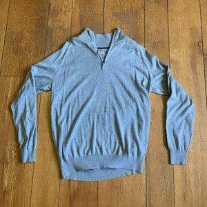 Timberland Mens Half Zip Long Sleeve Sweater Sz XL